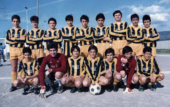 San Paolo Calcio - 1987