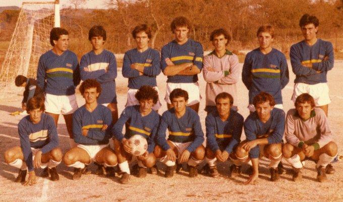 San Paolo Calcio · Oristano 1981