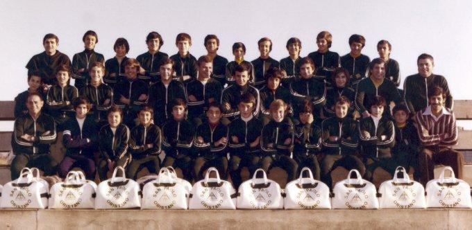 SAN PAOLO Calcio Oristano · anni '70