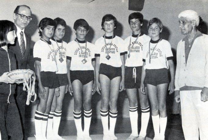 Scuola Media L. Alagon - Oristano 1978