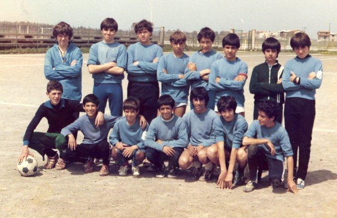 Scuola Media G. Deledda 1977