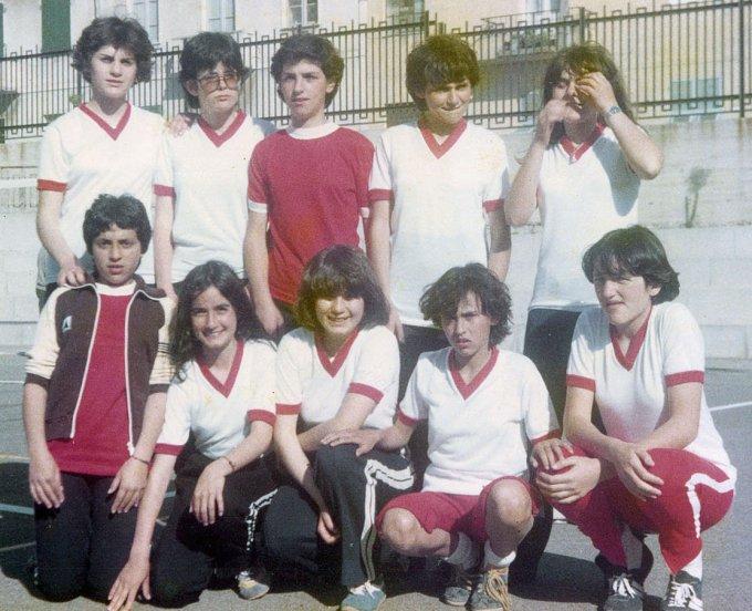 Scuola Media · Pallamano 1978