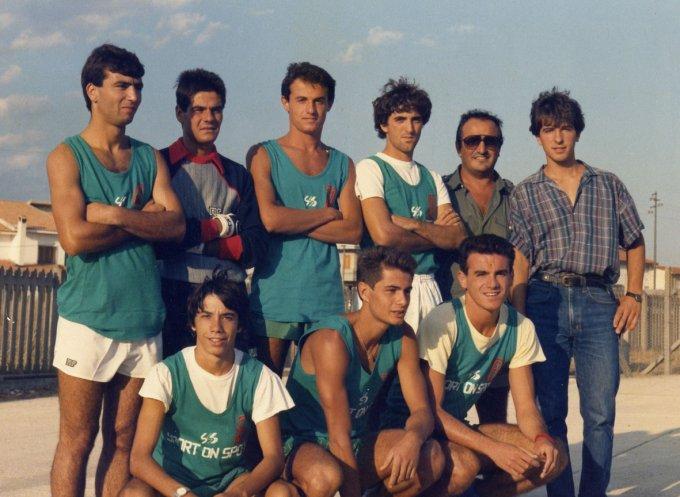 Sport On Sport Calcetto · Oristano inizi anni ottanta