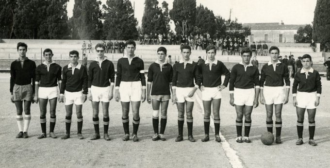 Superga Calcio 1962