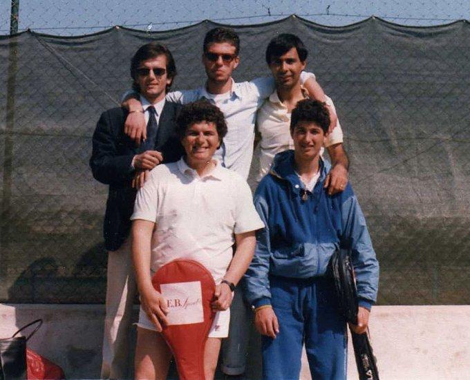 Tennis Club 70 · Oristano 1985