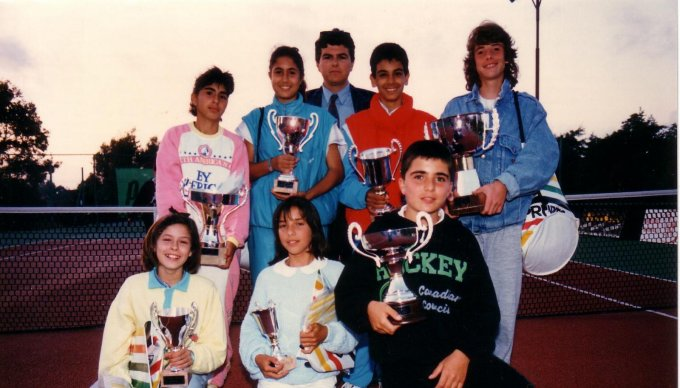 Tennis Club 70 · Oristano 1987