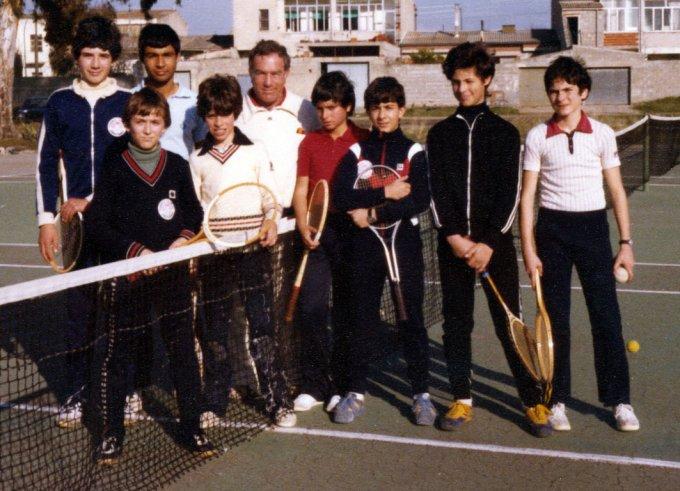 Tennis Club 70 · Oristano 1980