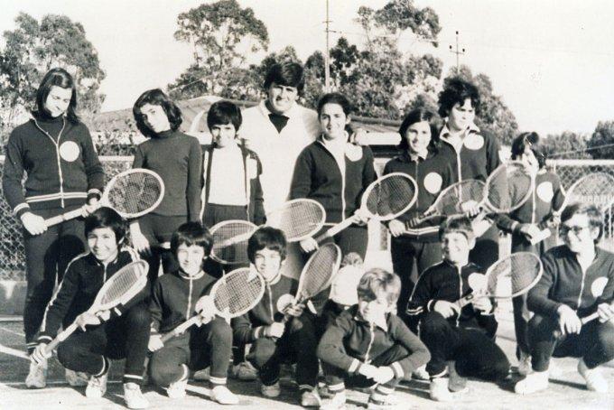 Tennis Club Oristano 1974