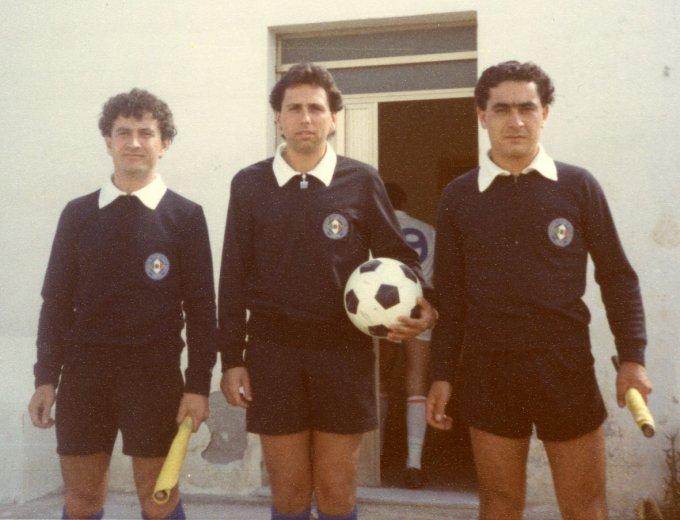 Arbitri di calcio