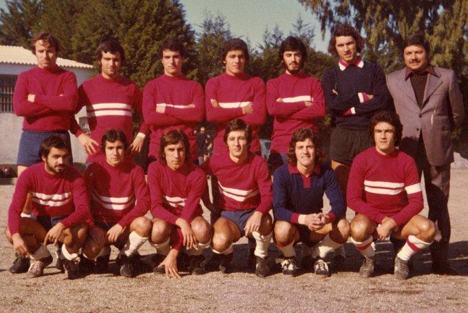 Tharros Calcio · Oristano 1973