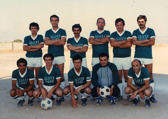 Paulilatino Torneo Estivo · 1984