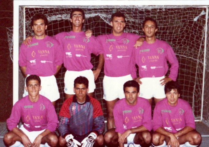 Vanna Calcetto - Torregrande inizi anni '90