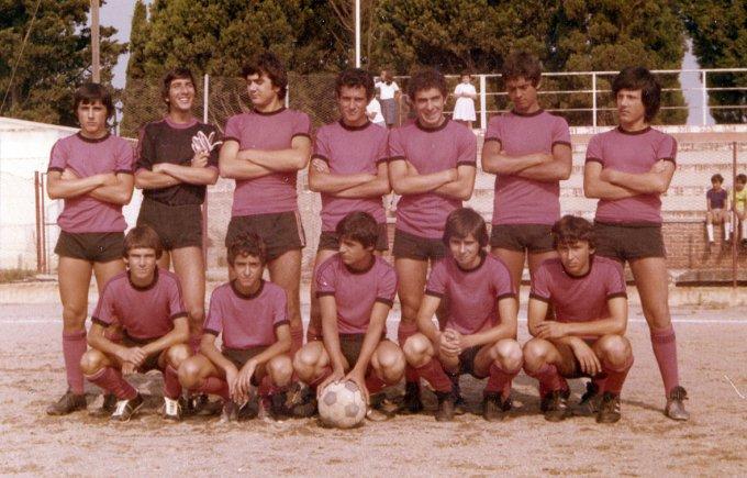Amsicora Calcio · Oristano 1975