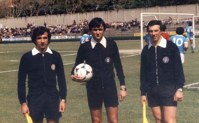 Arbitri di calcio · Nuoro 1981