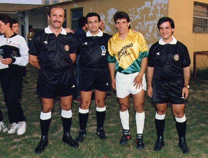 Arbitri di Calcio · Oristano anni novanta