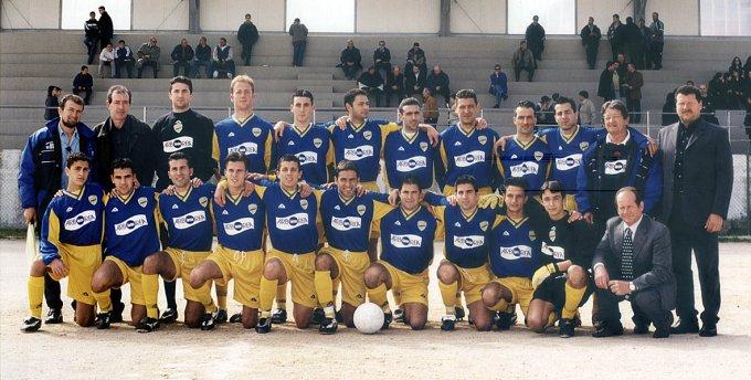 U.S. Latte Arborea Calcio · 2000