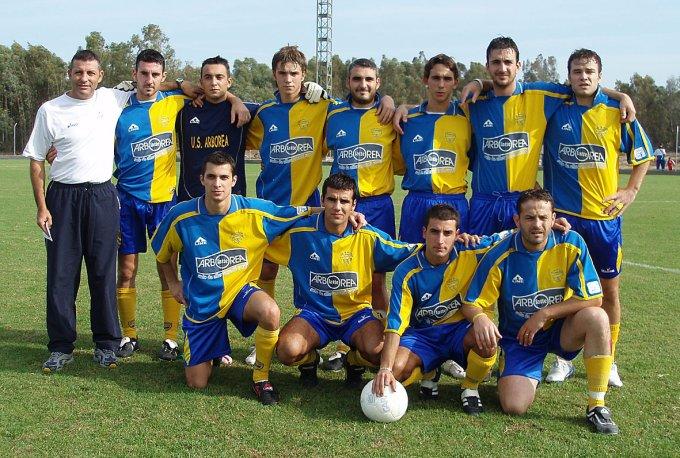 Arborea Calcio · 2005