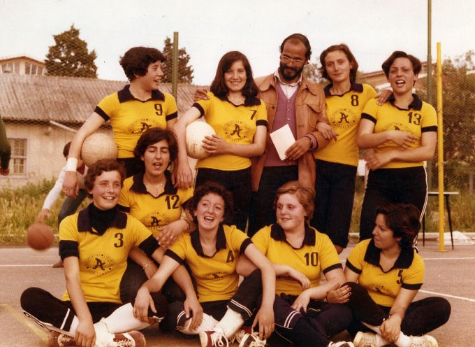 Arborea Pallavolo · 1976
