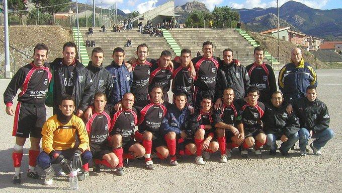 Arcidano Calcio · Cuglieri 2007
