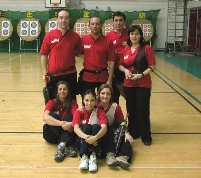 Arcieri della Quercia · Genova 2004