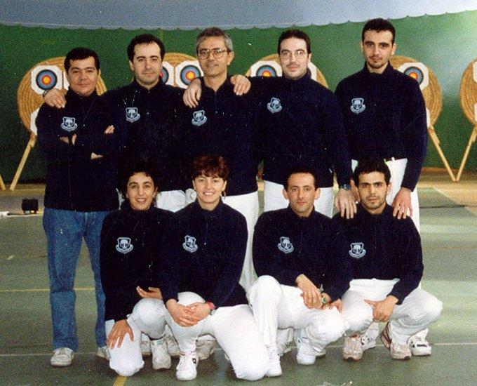 Arcieri della Quercia · Terralba 1995