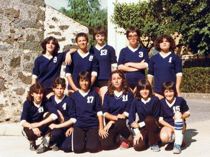 Ariete Pallavolo Oristano · 1978