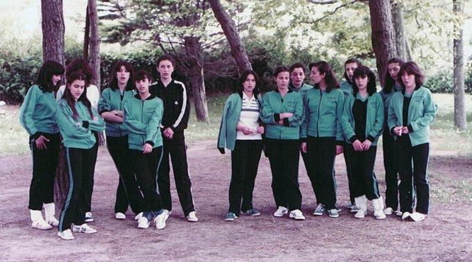 Ariete Pallavolo Oristano · 1981