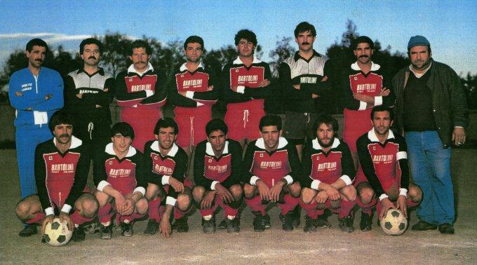 G.S. Ariete Solanas · 1985