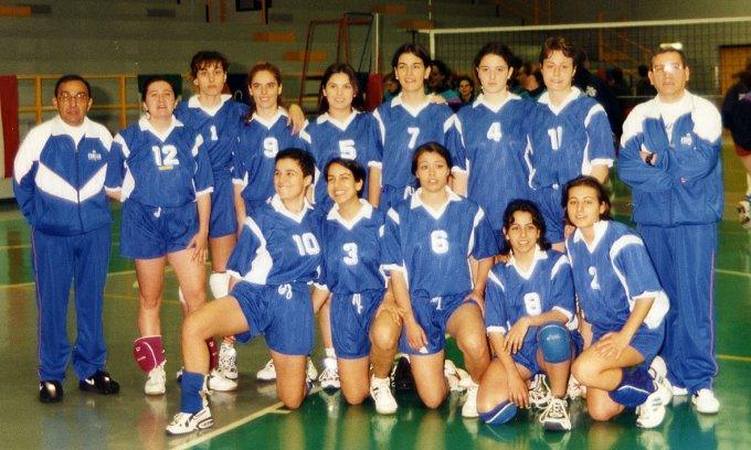 Ariete Pallavolo 1997