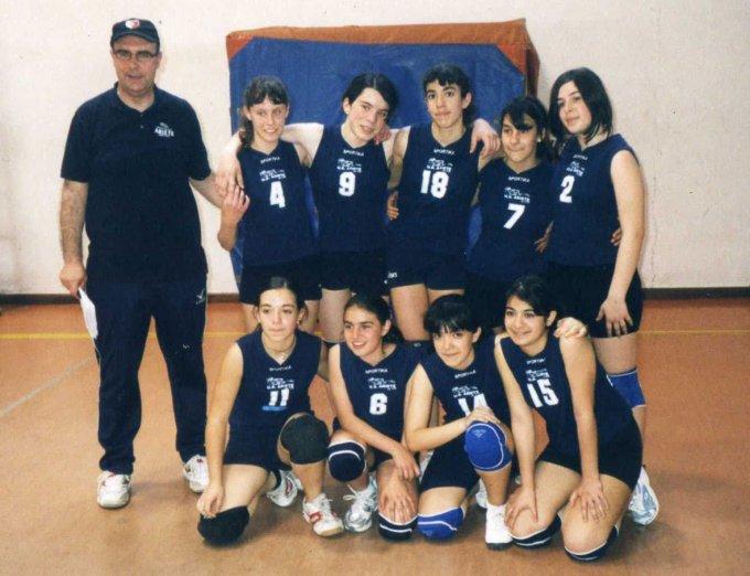 Ariete Pallavolo - Oristano 2007