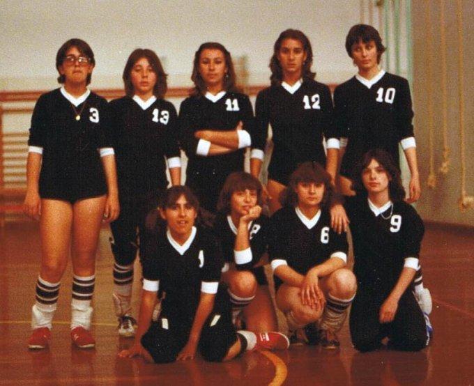 Ariete Pallavolo Oristano · 1977