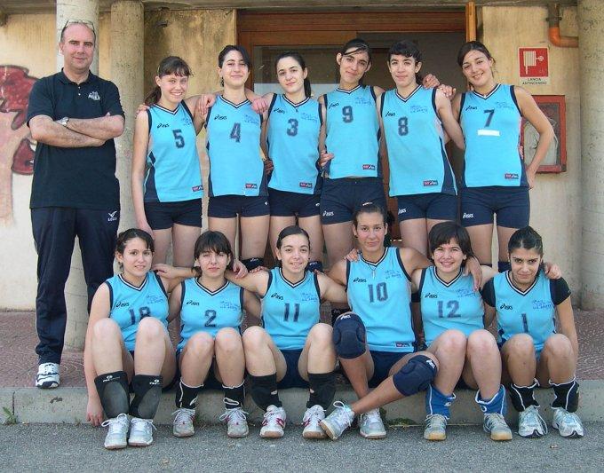 Ariete Pallavolo · Oristano 2007