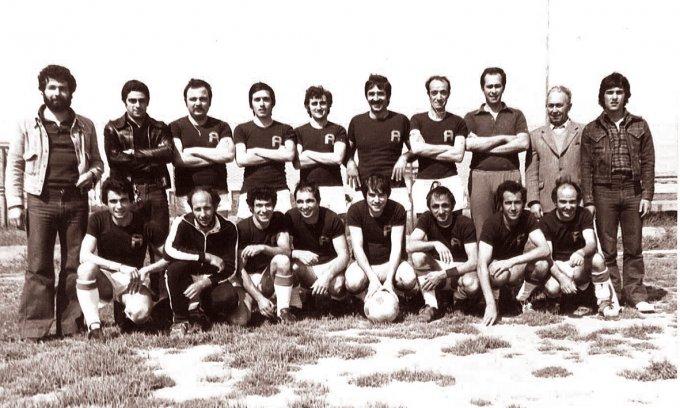 Artigiani Calcio - Oristano 1975