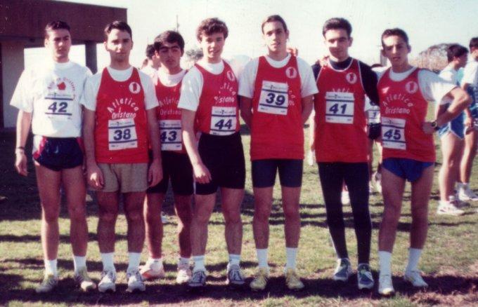Atletica Oristano · 1994