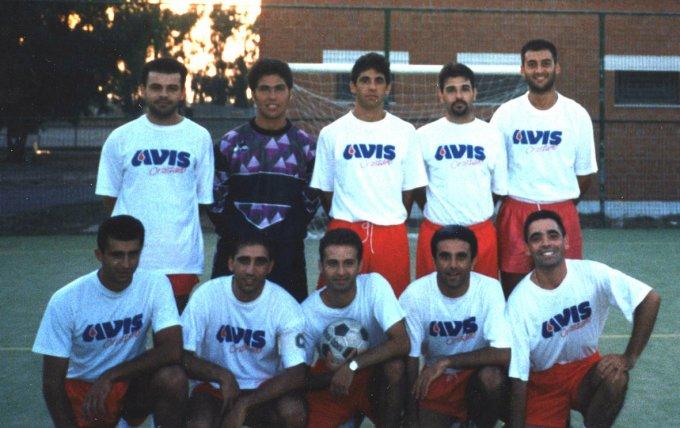 AVIS Calcetto · Oristano 1995