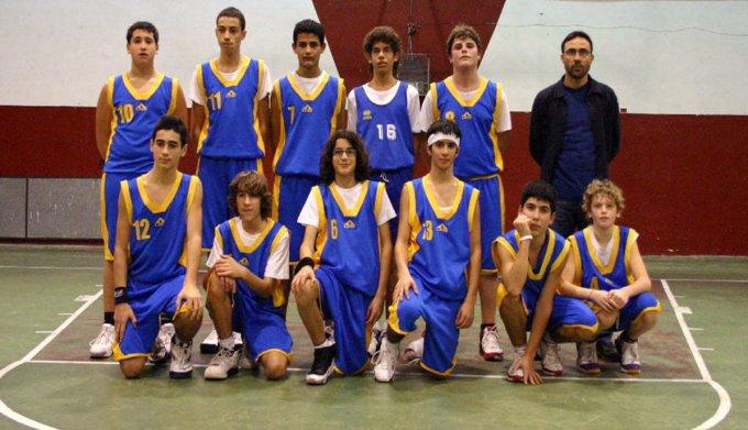 Azzurra Basket Under 13