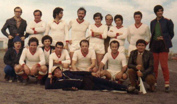 Banco di Sardegna Calcio · Oristano 1978