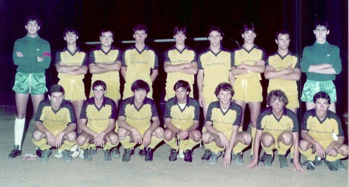 Bar Eleonora Calcio · Oristano 1982