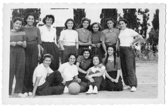 G.S. De Castro pallacanestro femminile · 1947