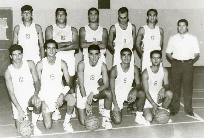 Basket Ghilarza · 1992