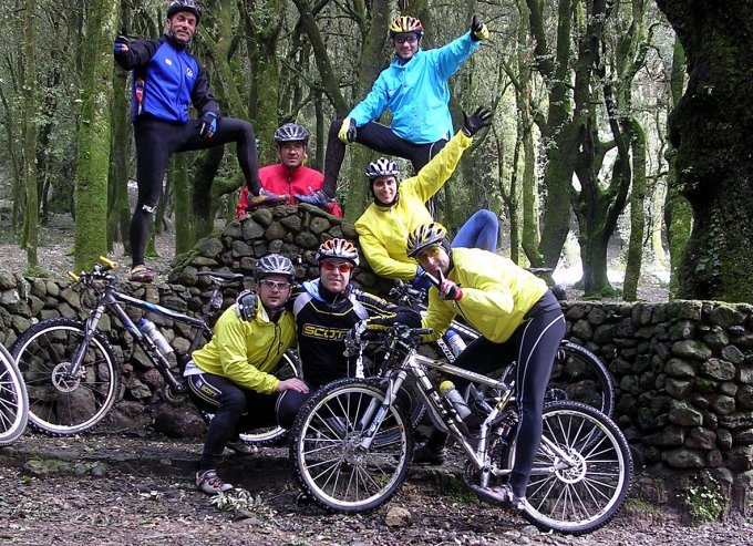 Bikers & Brothes MTB - Oristano 2005