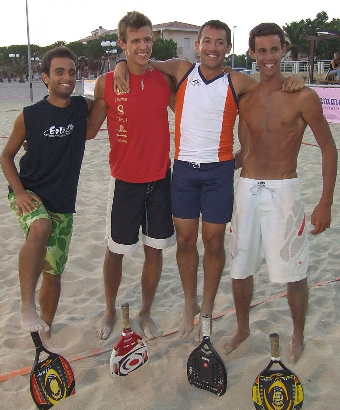 Beach Tennis · Torre Grande 2007