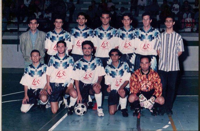 Calcetto Lux Oristano 1995