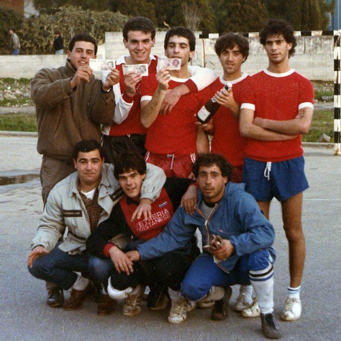 Amici e Calcetto 1985