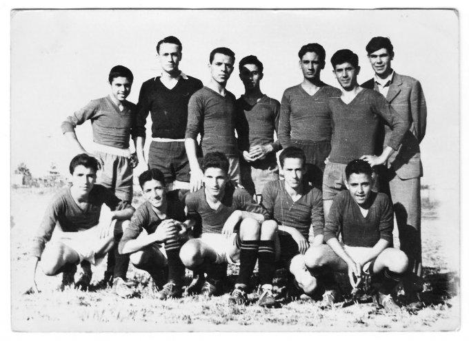 Calcio anni cinquanta
