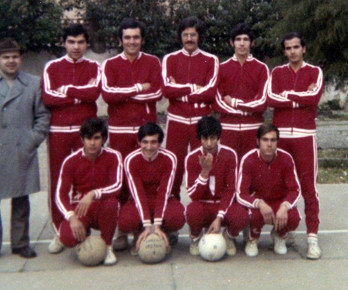 Casar Aristana Pallavolo · Oristano 1972