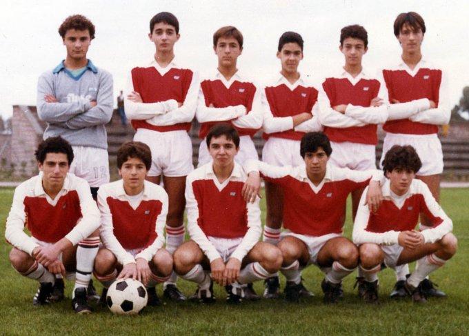 Cattedrale Calcio · Oristano 1984