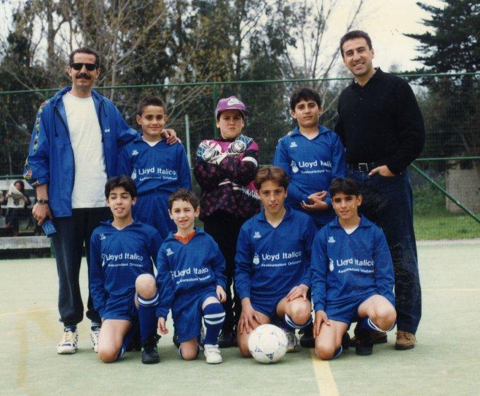 Calcetto Club Oristano · Giovani promesse 1995