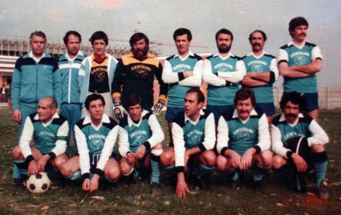 Centauri anni ottanta