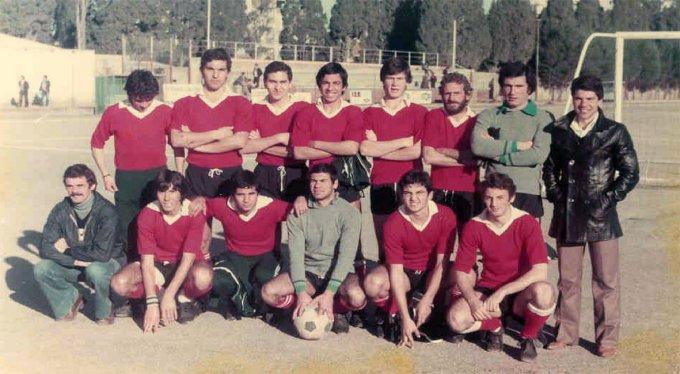 Città di Oristano Calcio · 1978